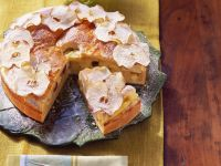 Apfel-Rosinen-Kuchen Rezept