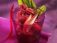 Apfel-Rote-Bete-Parfait Rezept