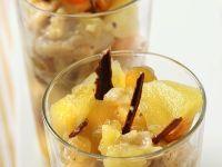 Apfelkompott mit Birnen Rezept