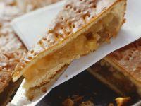 Apfelkuchen auf bayrische Art Rezept