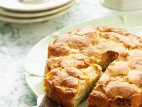 Apfelkuchen mit Marzipan Rezept