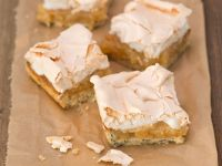 Apfelkuchen mit Mohn und Baiserhaube Rezept