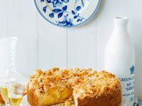 Apfelkuchen mit Streuseln Rezept