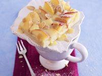 Apfelkuchen mit Vanillesauce Rezept