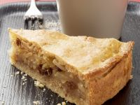 Apfelkuchen mit Zimtsahne Rezept