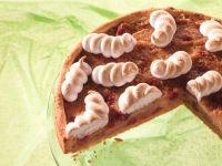 Apfelmus-Preiselbeer-Torte Rezept