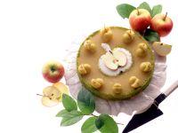 Apfelmustorte Rezept