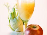 Apfelsaft mit Sellerie Rezept