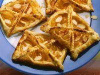 Aprikosen-Blätterteigschnitten Rezept