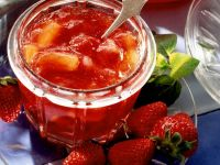 Aprikosen-Erdbeer-Konfitüre Rezept