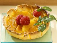 Aprikosen-Himbeer-Tartelettes Rezept