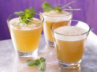 Aprikosen-Ingwer-Schorle Rezept