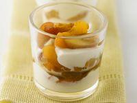 Aprikosen-Joghurt