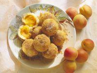 Aprikosen-Klöße Rezept
