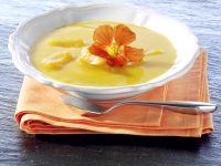 Aprikosen-Kürbissuppe Rezept
