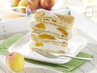 Aprikosen-Mascarpone-Schnitten Rezept