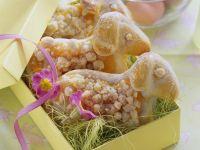 Aprikosen-Osterlämmer Rezept