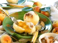 Aprikosen-Quarkklöße Rezept