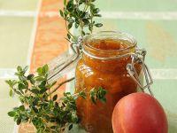 Aprikosen-Thymian-Konfitüre Rezept