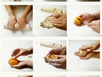 Aprikosenklößchen Rezept