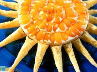 Aprikosenkuchen als Sonne Rezept