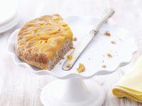 Aprikosenkuchen mit Mandeln Rezept