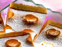 Aprikosenkuchen vom Blech Rezept