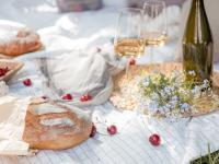 Brot und Wein: ein tolles Team