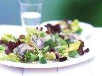 Artischockensalat mit Quinoa und Gurke Rezept