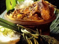 Asia-Hähnchen Rezept