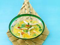 Asia-Kokos-Nudeltopf Rezept