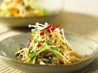 Asia-Pilz-Gemüse Rezept