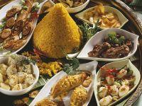 Asiatische Reistafel Rezept