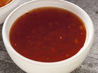 Asiatische scharfe Sauce Rezept