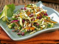 Asiatischer Gemüsesalat Rezept
