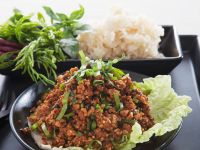 Asiatischer Pilzsalat Rezept