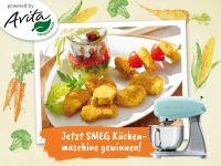 Jetzt tolle SMEG Küchenmaschine und Avita-Produkte gewinnen!