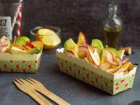 Avocado-Apfel-Salat Rezept