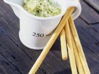 Avocado-Käse-Dip Rezept