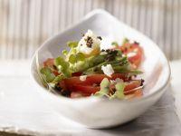 Avocado-Tomaten-Salat Rezept