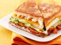 Bacon-Sandwich Rezept