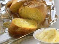 Baguette mit Fenchelbutter Rezept