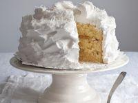 Baiser-Kokos-Kuchen