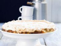 Baiserkuchen mit Stachelbeeren Rezept