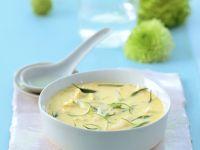 Bali-Suppe mit Kokosmilch und feinen Bohnen Rezept