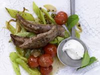 Ballaststoffreiche Gerichte mit Fleisch