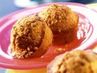 Bananen-Krokant-Muffins Rezept