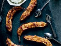 Bananen mit Orangenkaramell Rezept