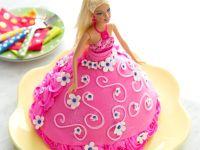 Barbie-Torte Rezept