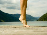 Was unsere Füße über uns verraten